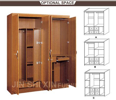 home furniture wood almirah designs  door wardrobe