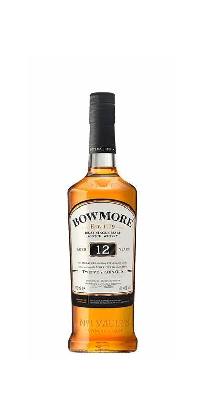 Bowmore 12yr Malt Single Drinks Whisky
