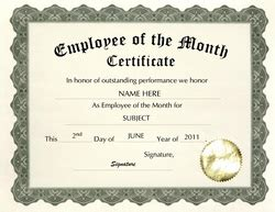 employee of the month certificate template free templates for business certificate templates geographics