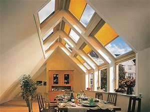 Dachausbau Mit Fenster : ideen f r den dachausbau wohntraum dachwohnung energie ~ Lizthompson.info Haus und Dekorationen