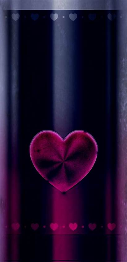 Bling Phone Heart Backgrounds Mary Hearts Wallpapers