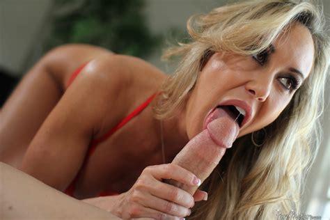 Brandi Love Puts The Gardeners Cock In Her Flower 2 Of 3