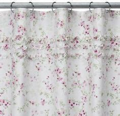 simply shabby chic blue shower curtain 1000 images about bathroom on pinterest shabby chic shower shower curtains and sinks