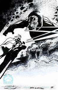 Thor vs Darkseid wake up and draw 2013 by TomKellyART on ...