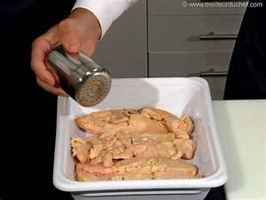 Recette Foie Gras Frais : nettoyer et assaisonner du foie gras frais la recette ~ Dallasstarsshop.com Idées de Décoration