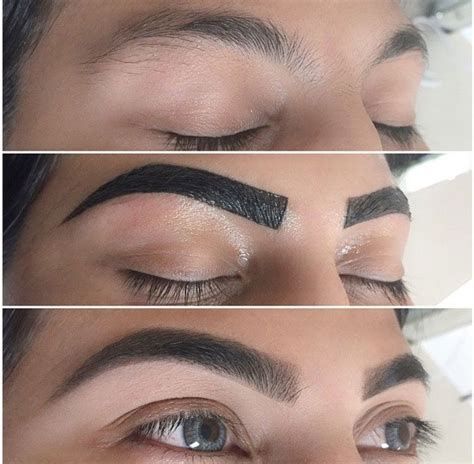 eyebrow stain valra cosmetics   henna brows