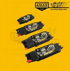 Mystery 70a Ubec Brushless Motor Speed Controller Instructions