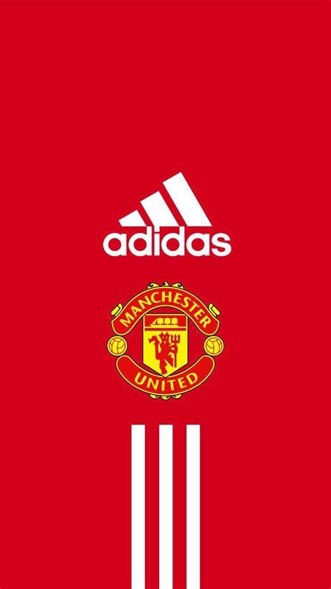 man utd adidas phone wallpaper | Manchester united ...