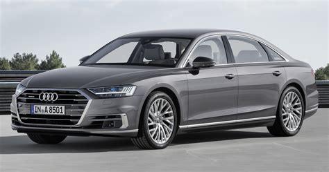 2018 Audi A8 Unveiled New Tech Standard Mild Hybrid