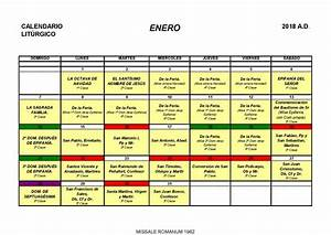 CALENDARIO LITURGICO TRADICIONAL DIGITAL UNA VOCE SEVILLA