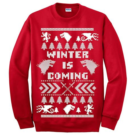 of thrones sweater of thrones sweaters