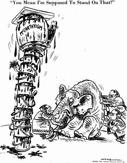Herblock Cartoons Political History American Cartoonist Television