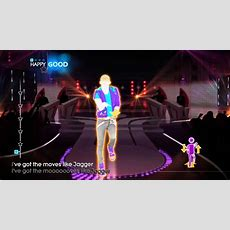Cùng Nhảy Just Dance 4 Maroon 5  Moves Like Jagger Youtube