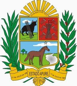 simbolos patrios del estado apure