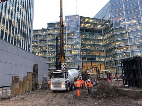 keltbray  capital concrete debut   pile