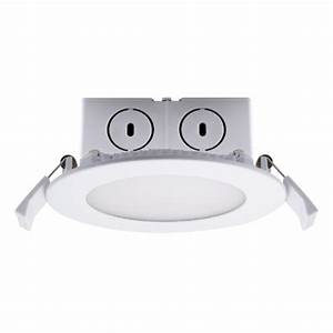 Bulbrite 4 In  Cool White Light New Construction Or