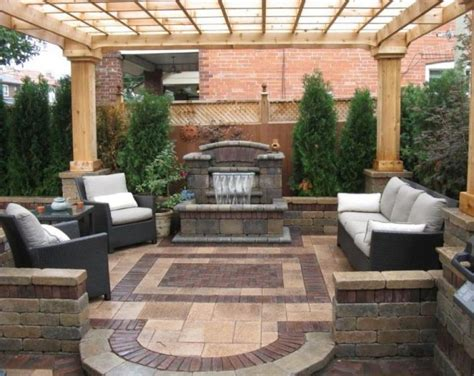 Landscape Backyard Design Ideas by 19 Brick Landscaping Ideas You Should Not Miss