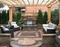 patio design ideas 19 Brick Landscaping Ideas You Should Not Miss
