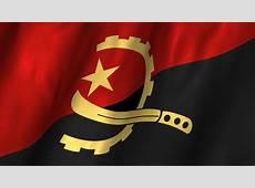 Angola Waving Flag Stock Video 12236073 HD Stock Footage