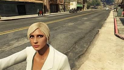 Gta Female Games Protagonist Dlc Rockstar Future
