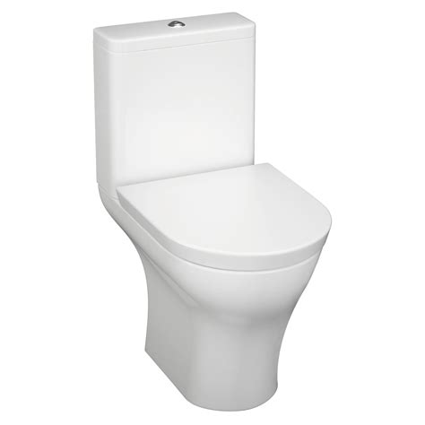 shower combo cooke lewis modern coupled toilet with