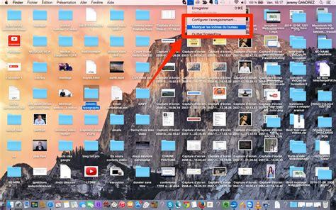 macbook bureau filmer écran sur mac une astuce redoutable