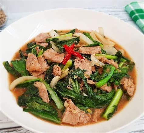 Resep tahu telor saus tiram. Resep Sawi Vegetarian / 29 Resep Cah Sawi Sayur Vegetarian ...