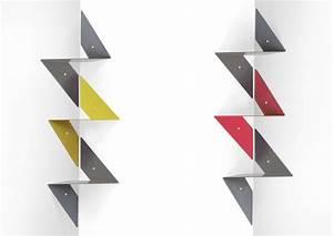 Etagere D Angle Noir : etagere d 39 angle design ~ Teatrodelosmanantiales.com Idées de Décoration
