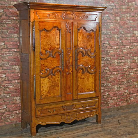 Armoire Cupboard by Antique Armoire Linen Press Cupboard Cabinet