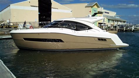 Carver Yacht Boats by 2017 Carver C37 Power Boat For Sale Www Yachtworld