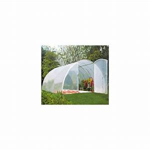 Serre Pour Plante : porte suppl mentaire pour serre richel de largeur 450cm ~ Premium-room.com Idées de Décoration