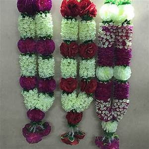Fancy Seal Wedding Mala Flower Jai Mala Wholesale Trader From Delhi