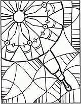 Kaleidoscope Coloring Pages Printable Quilt Drums Results Animals January Template Categories Supercoloring sketch template