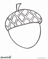 Acorn Coloring Pages Sheets Colouring Fall Sheet Activities Template Crafts Animals Forest Scoop Preschool Printable Google Animal Creative Alphabet Whole sketch template