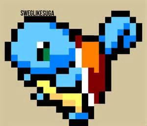 pokemon le pixel art