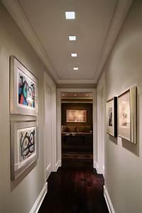 Lighting, Idea, For, Hallway