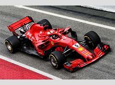 Ferrari F1 2018 Best new cars for 2018