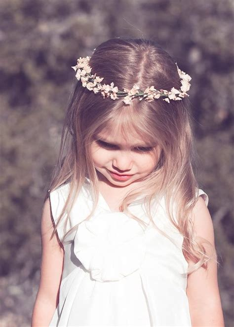 flower girl halo arts crafts halos pinterest