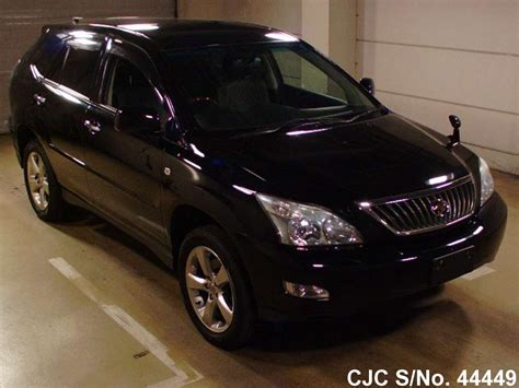 2011 toyota harrier black for sale stock no 44449 used cars exporter