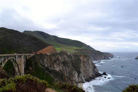 road trip through Monterey, Big Sur, Santa Barbara and ...