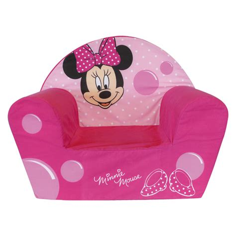 fauteuil club minnie fun house king jouet d 233 coration de