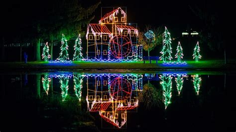 whole house christmas lights holidays ohio find it here