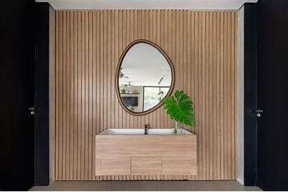 Lez Anexo Arquitetura Archdaily Casa Projetos Banheiro