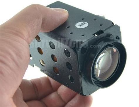 Fpv 30x Zoom Sony Ccd 700tvl Camera For 1.2g/5.8g