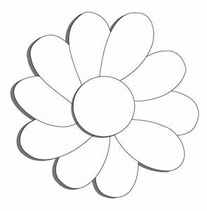 White Daisy Clipart - Clipart Suggest