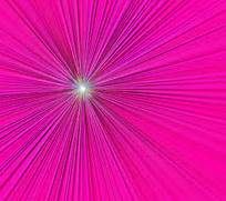 Hot Pink Starburst Rad...
