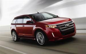 Ford Edge Headed For Europe  Australia Sticks With Ford
