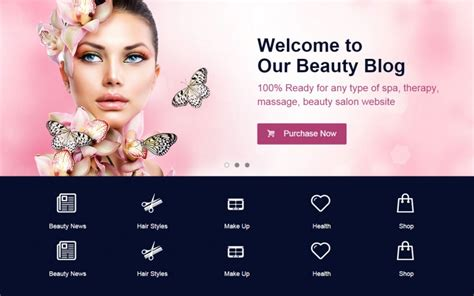 15 + Make-up Artists Wordpress Themes & Templates