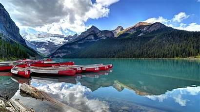 Lake Louise 4k Background Wallpapers Ultra Lakes