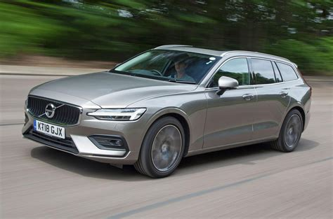 volvo v60 review 2018 autocar